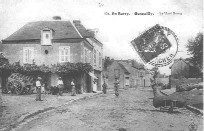 GENOUILLY Le haut bourg